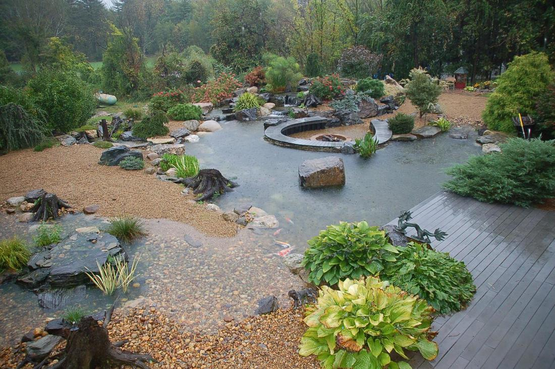 NH-Koi Pond Contractor-Chester Rockingham County New Hampshire